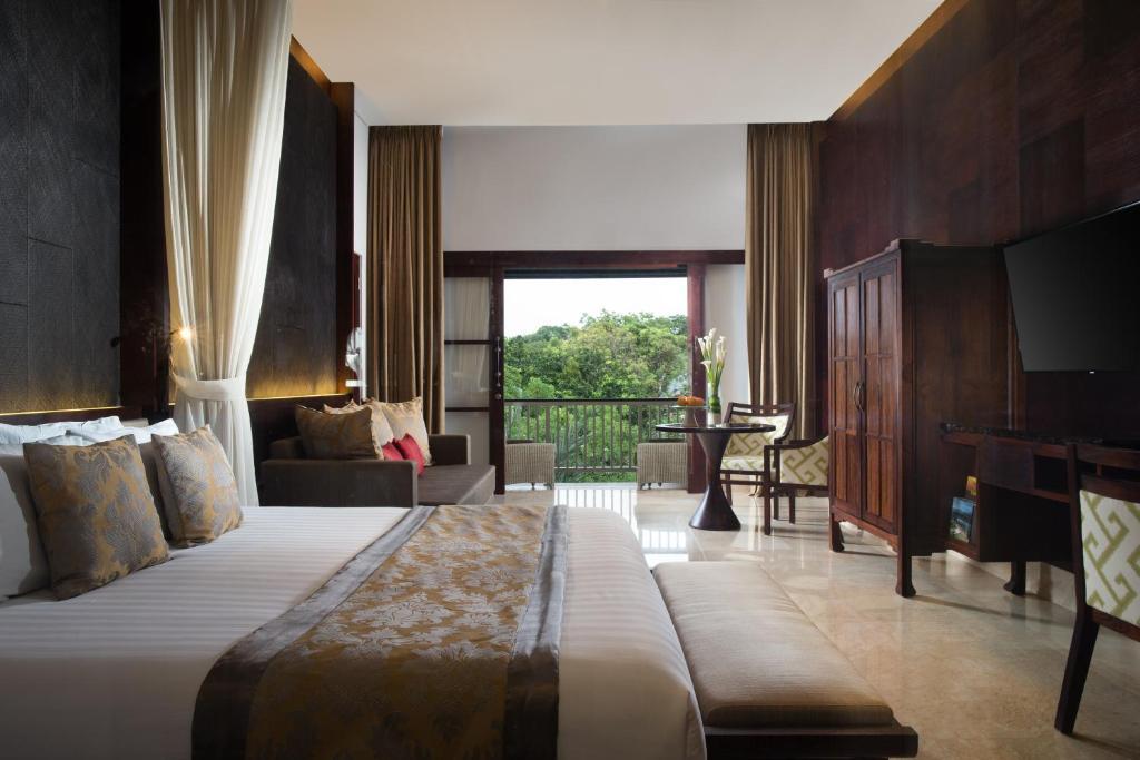 印尼 巴厘岛  登巴萨  沙努尔的酒店  普瑞桑特瑞安酒店,沙努尔(印尼
