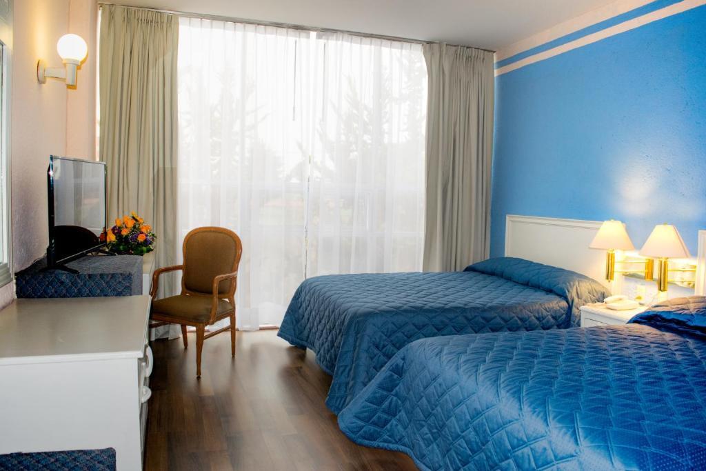 Отель Hotel San Francisco, Толука-де-Лердо
