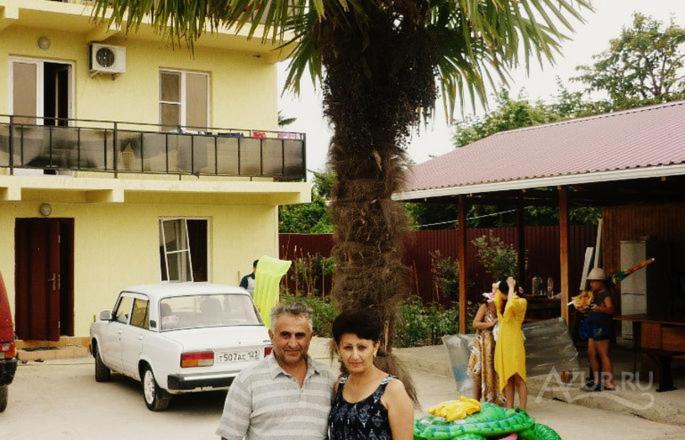 Гостевой дом Гаянэ, Леселидзе, Абхазия