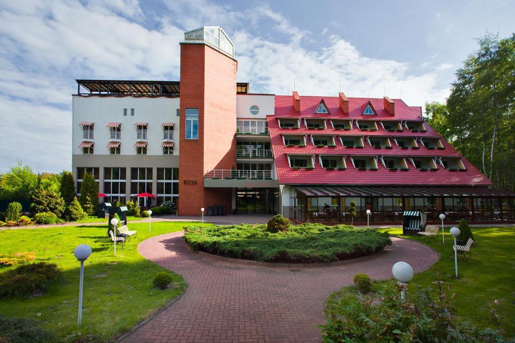 Отель Русь, Светлогорск
