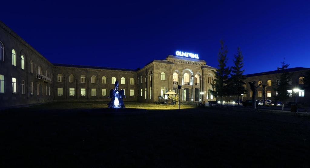 Санаторий Джермук Олимпия