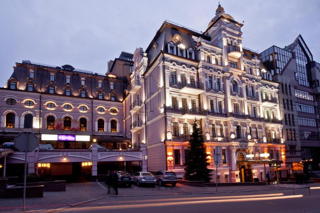 Отель Опера, Киев, Украина