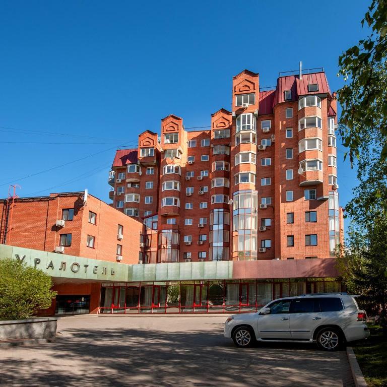 Отель УралОтель