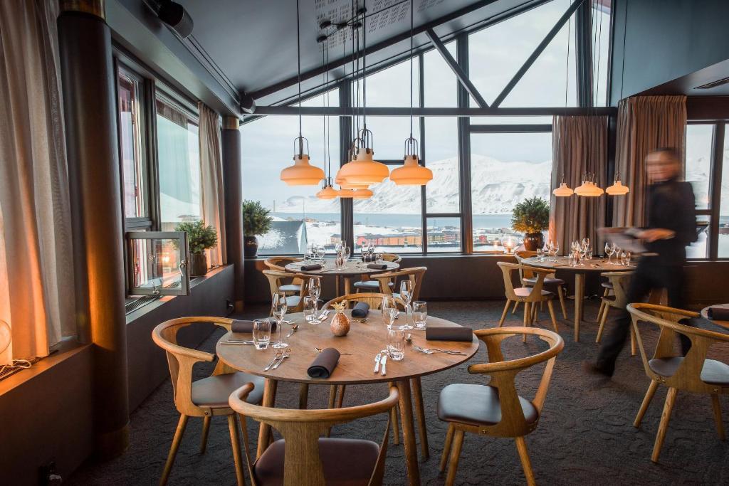 Spitsbergen Hotel, Лонгйир, Норвегия