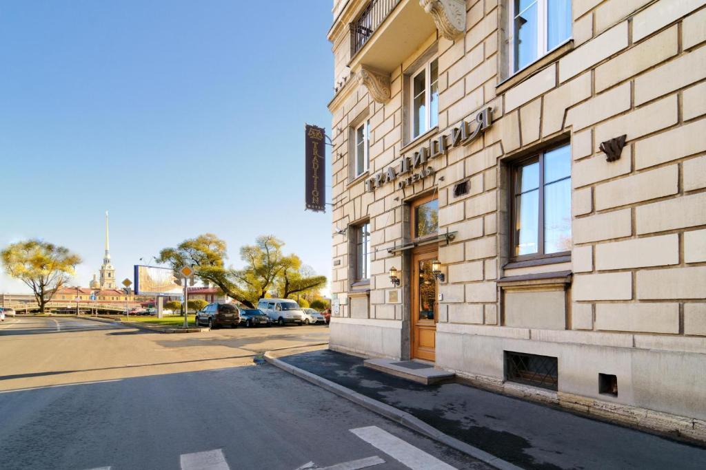 Отель Традиция, Санкт-Петербург