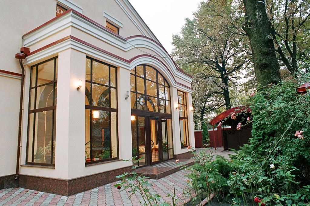 Отель ZS Клуб, Харьков, Украина