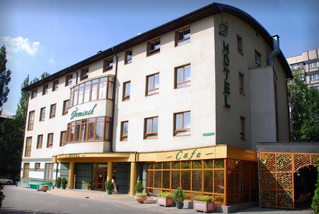 Отель Доминик, Донецк, Украина
