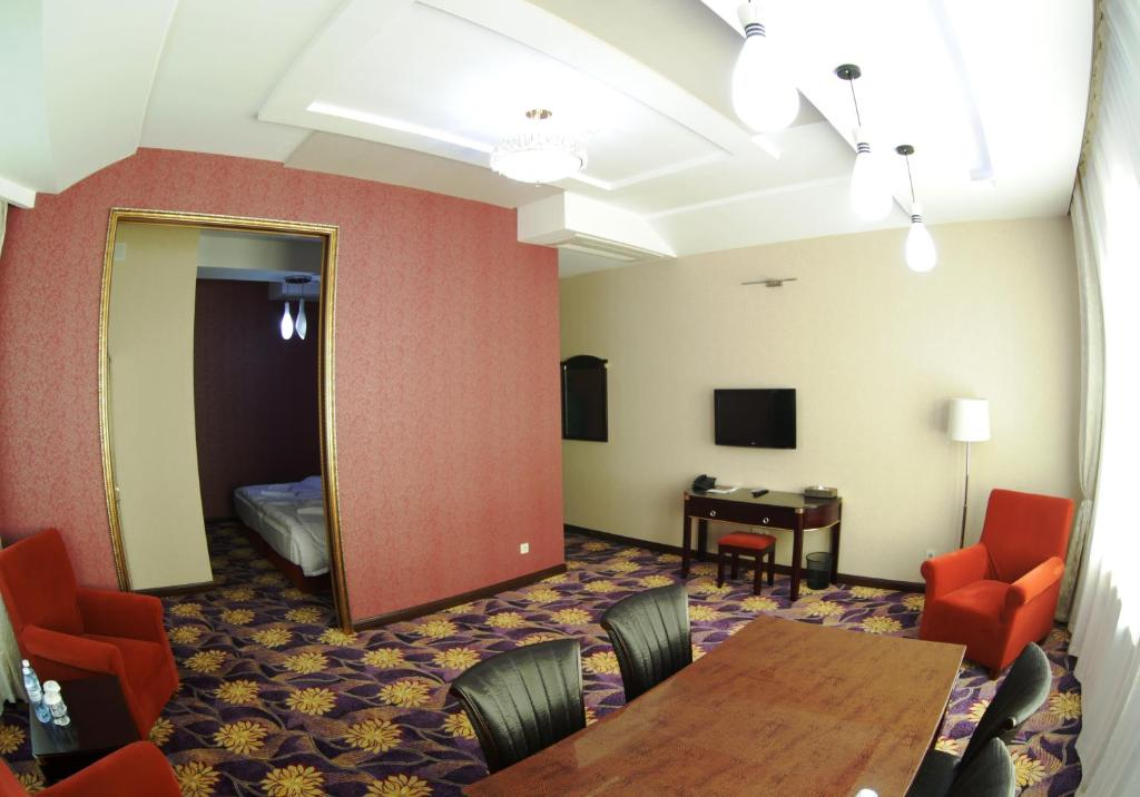 Отель Safran