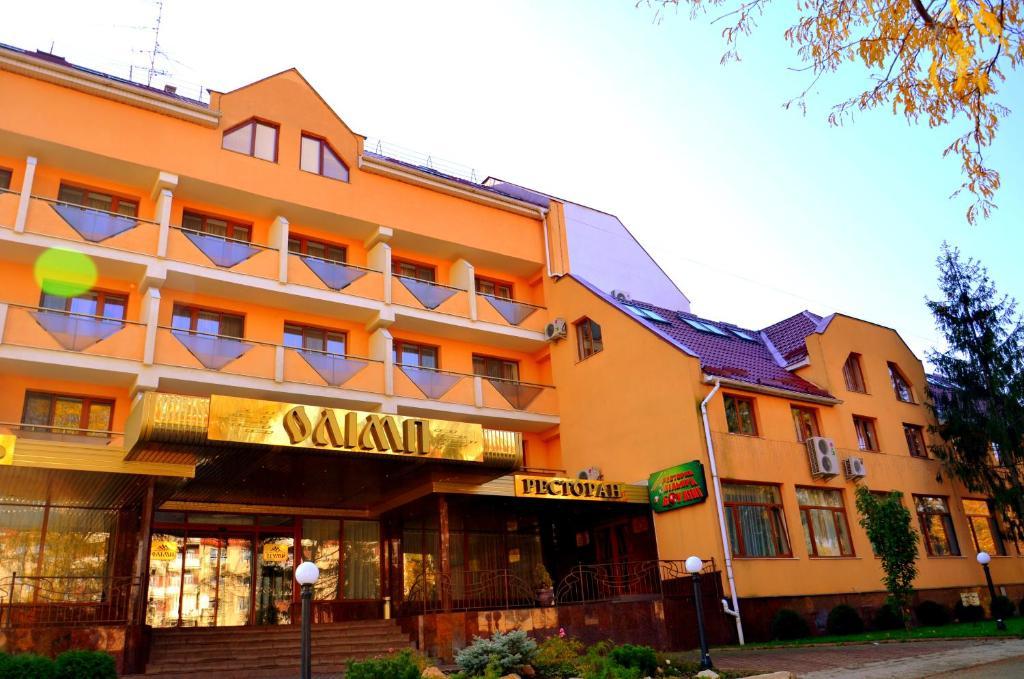 Отель Олимп, Ужгород, Украина