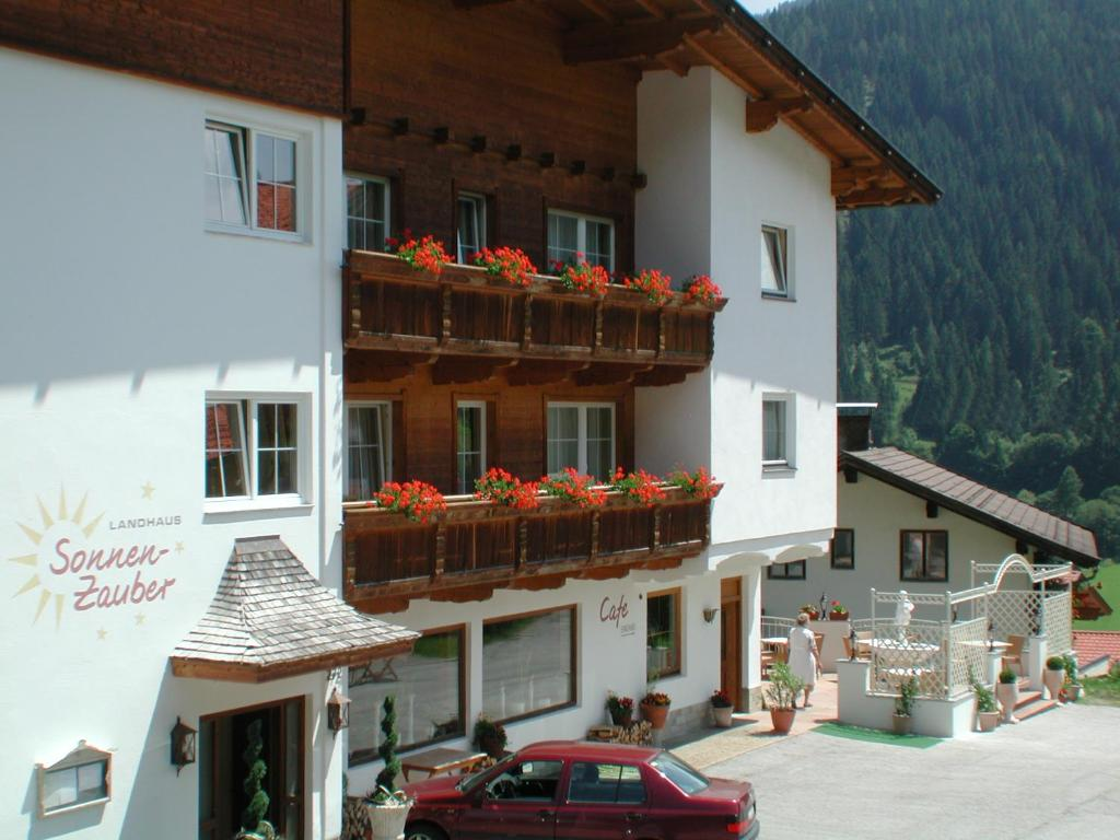 Landhaus Sonnenzauber, Альпбах, Австрия