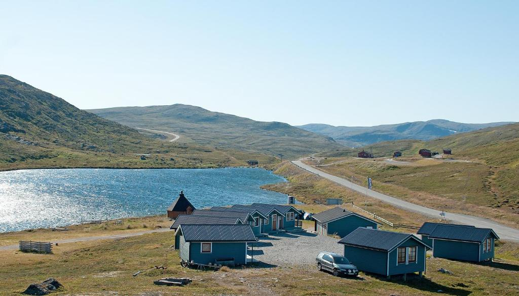 Nordkapp Caravan og Camping, Хоннингсвог, Норвегия