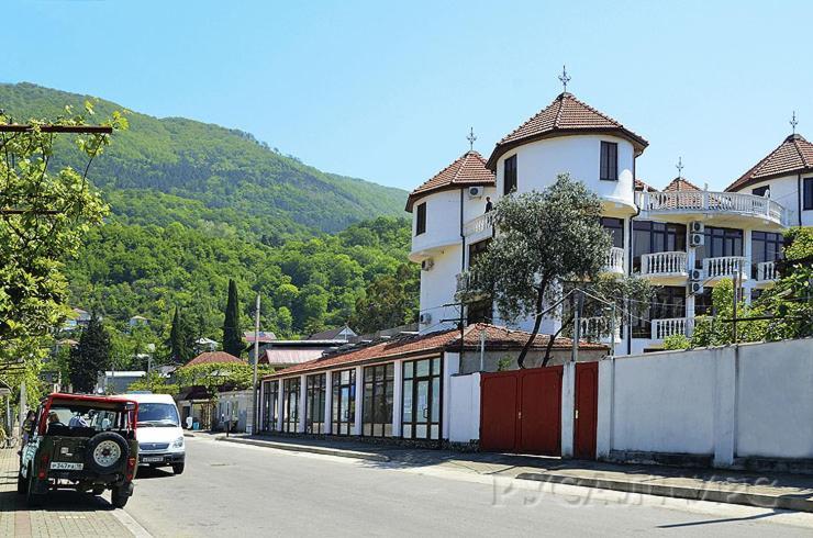 Мини-гостиница Абхазия, Гагра, Абхазия