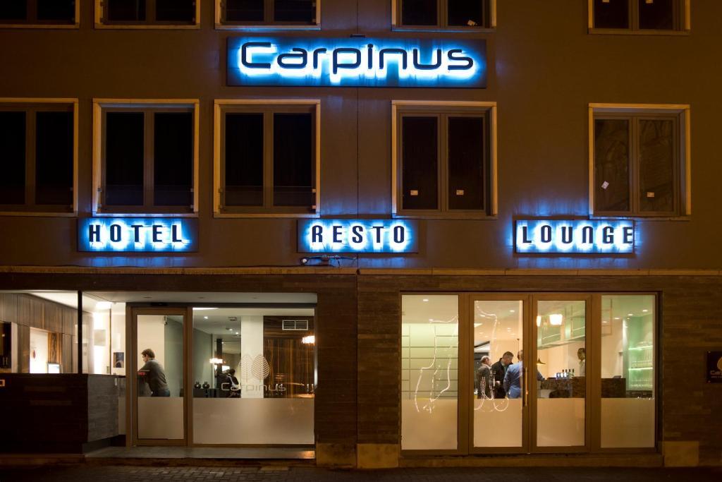 Hotel Carpinus, Левен, Бельгия