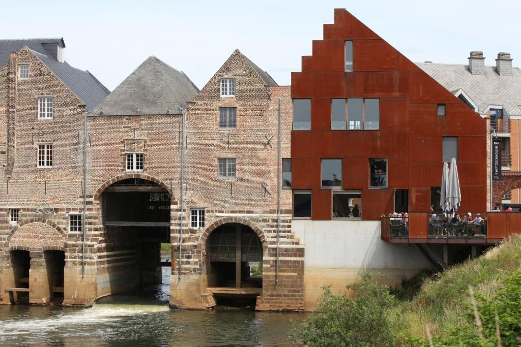 'S Hertogenmolens Hotel, Левен, Бельгия