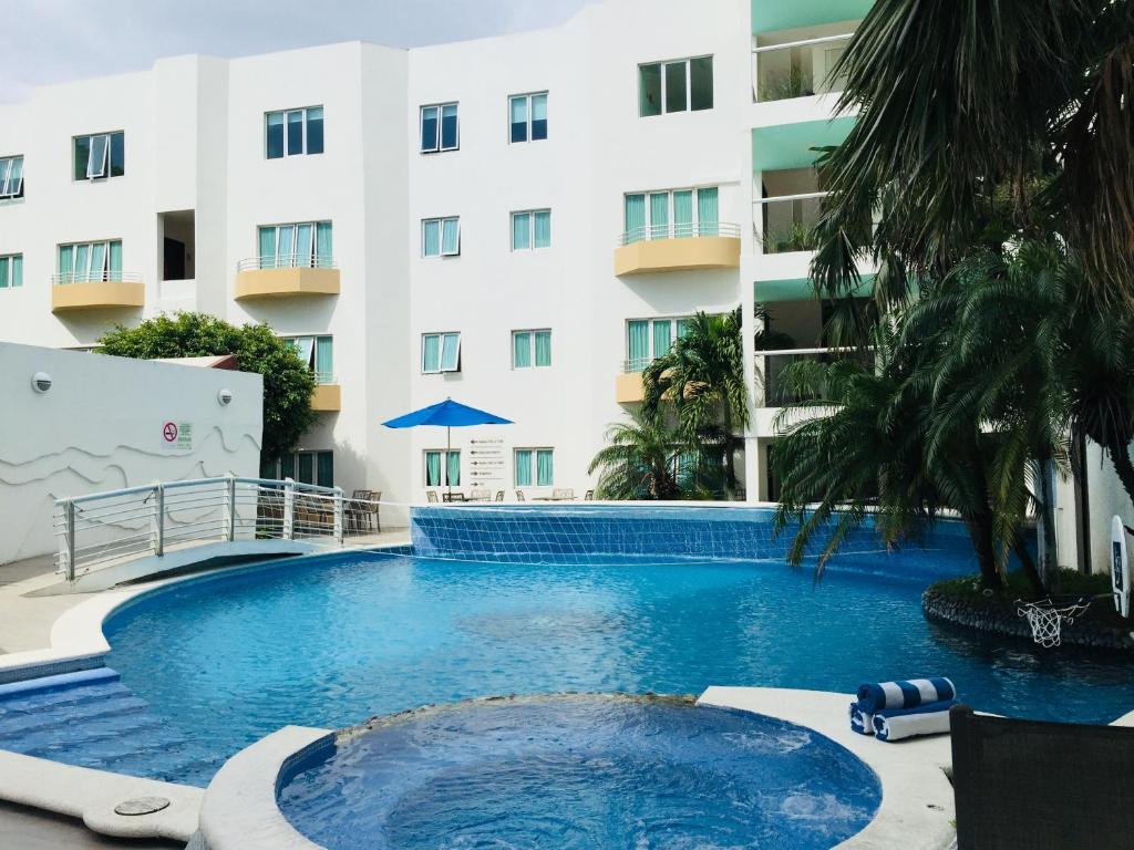 Отель Angeles Suites & Hotel, Веракрус