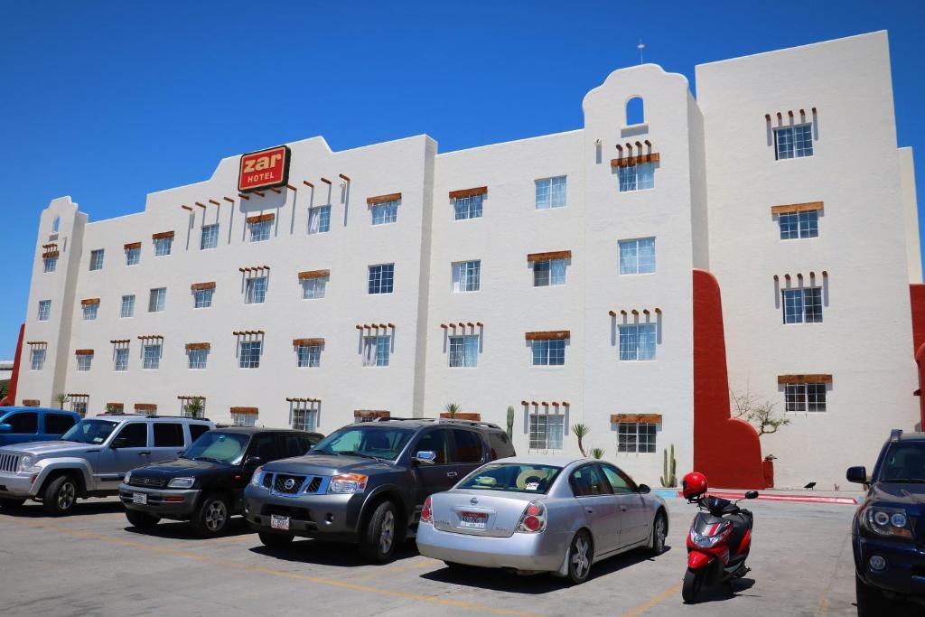 Отель Hotel Zar La Paz, Ла-Пас