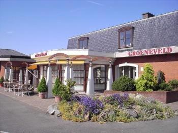 Hotel Groeneveld, Остенде, Бельгия