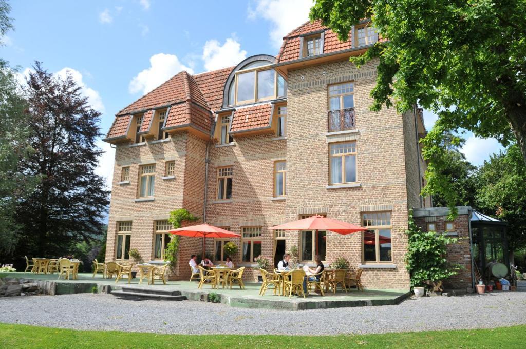 Les Tilleuls Hotel, Рандё, Бельгия