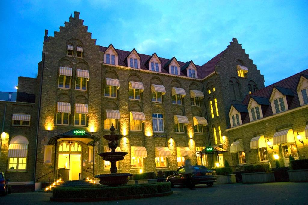 Fletcher Hotel-Restaurant de Dikke van Dale, Берген-оп-Зом, Нидерланды
