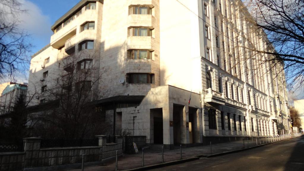 Отель Вознесенский, Москва