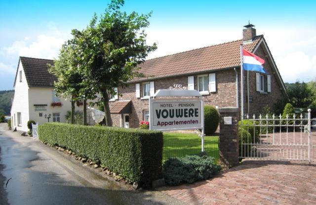 Hotel-Appartementen Vouwere, Мехелен, Нидерланды
