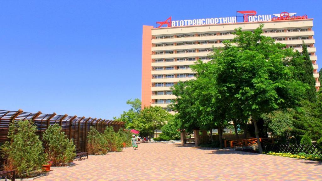 Курортный отель Автотранспортник России