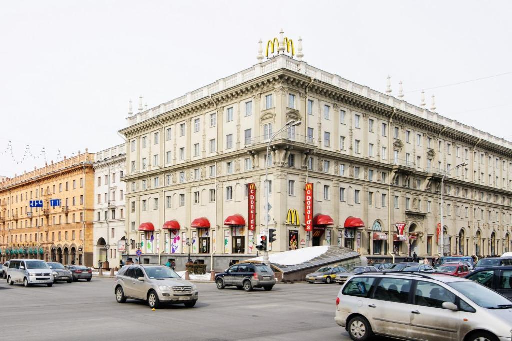 Апартаменты Белрент, Минск, Беларусь