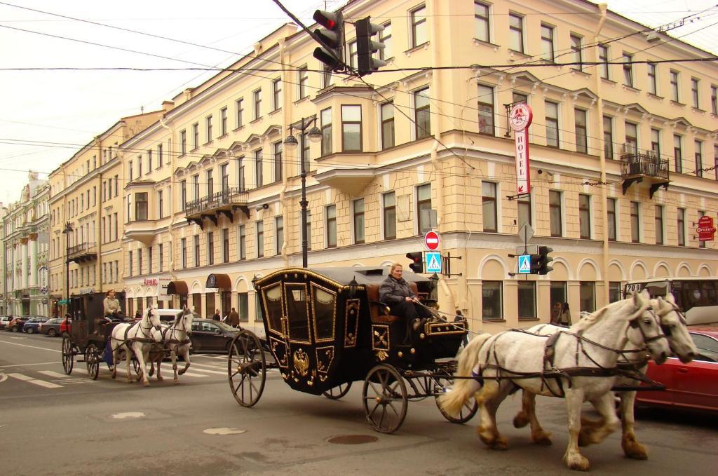 Отель Герцен Хаус, Санкт-Петербург