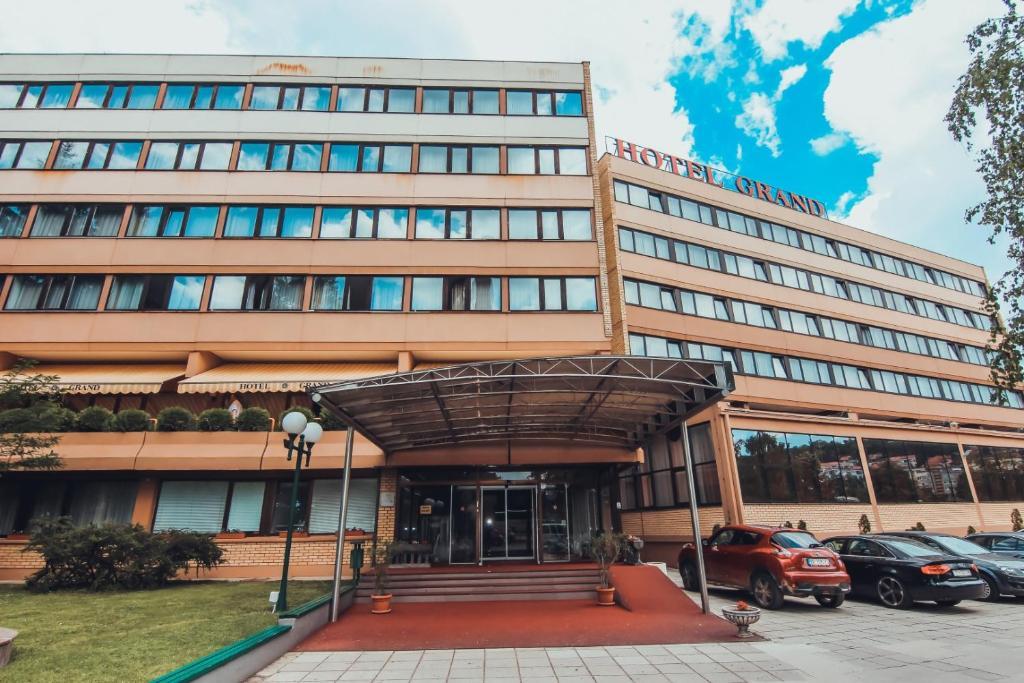 Hotel Grand, Сараево, Босния и Герцеговина