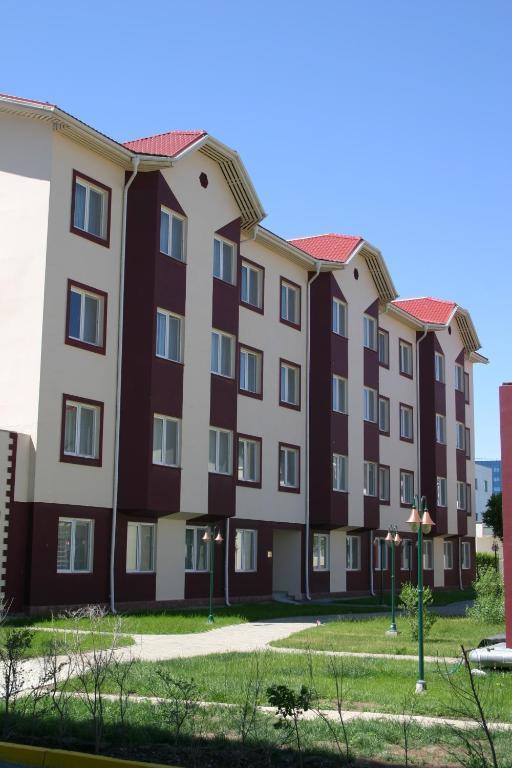 Отель Шагала Атырау, Казахстан
