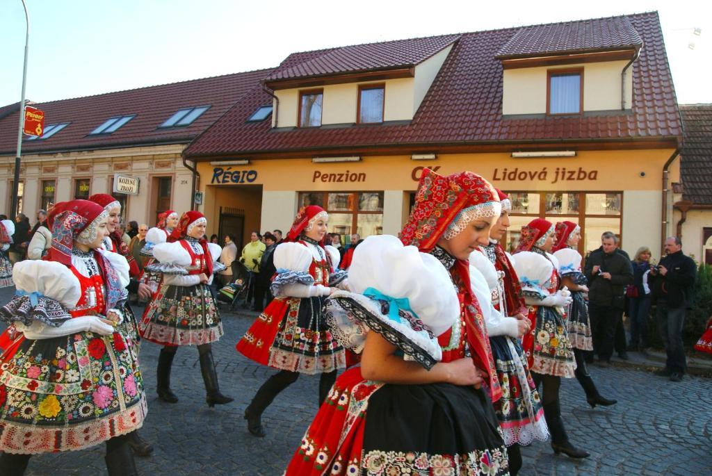 Penzion Régio - Palackého 205/6, Kyjov, 69701, Česká republika