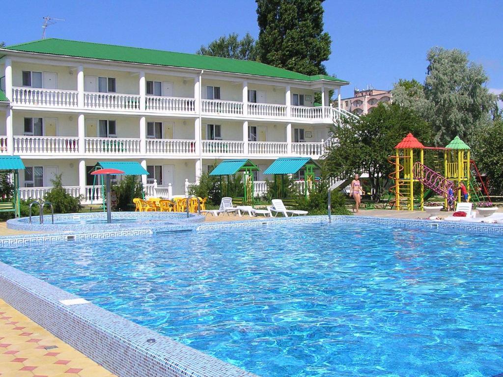 Курортный отель Русич, Анапа