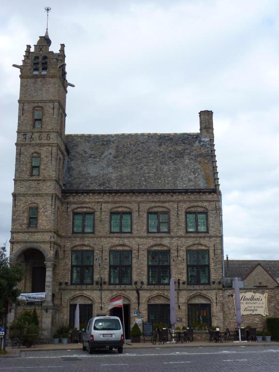 Hotel Restaurant Stadhuis, Руселаре, Бельгия