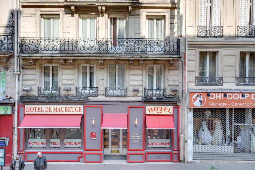 Hôtel Maubeuge Gare du Nord