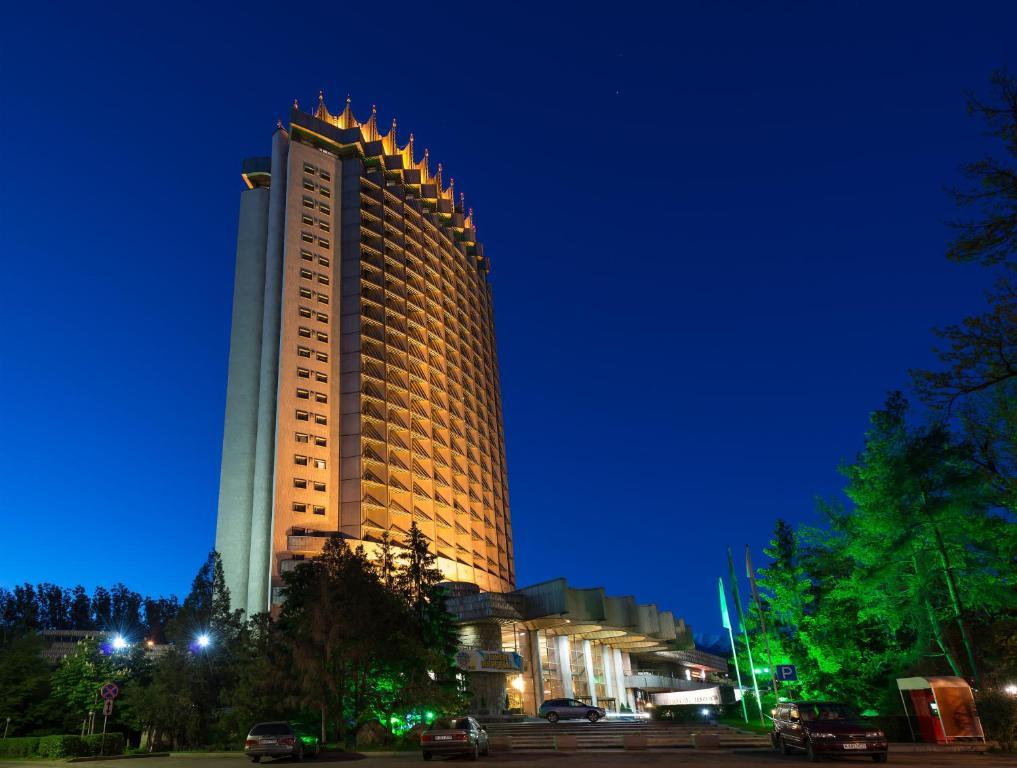 Отель Казахстан, Алматы, Казахстан