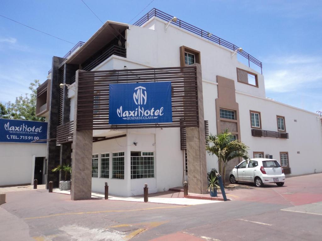 Отель Maxihotel Business Class Culiacan, Кульякан