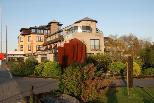 Hotel Soll Cress Koksijde, Коксейде-Бад, Бельгия