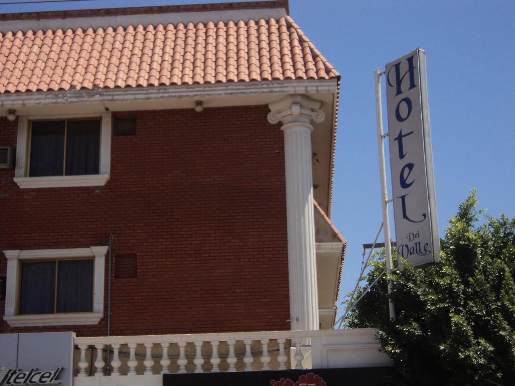 Отель Hotel del Valle, Лос-Мочис