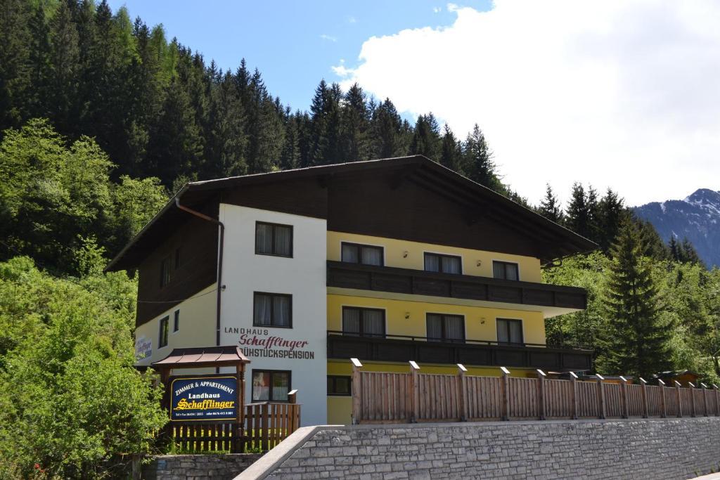 Landhaus Schafflinger, Бад-Гастайн, Австрия