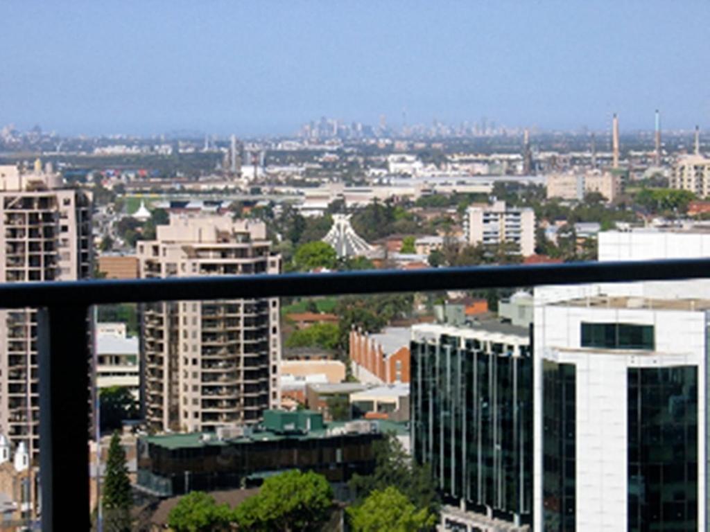 Astra Apartments Parramatta Sydney 2018