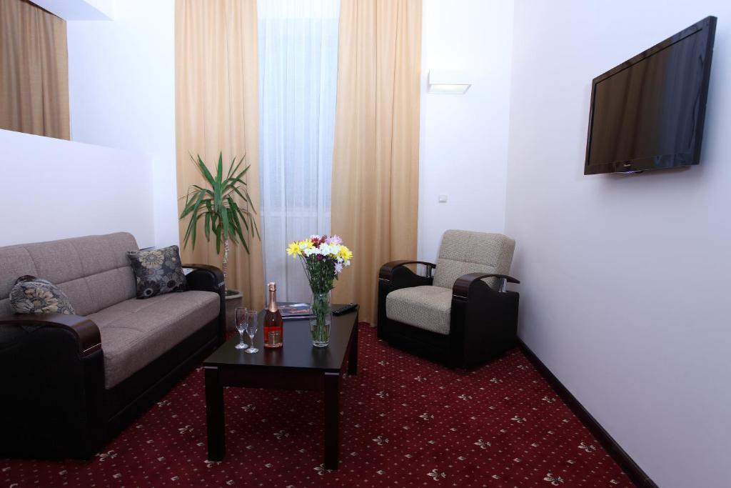 Отель Каскад