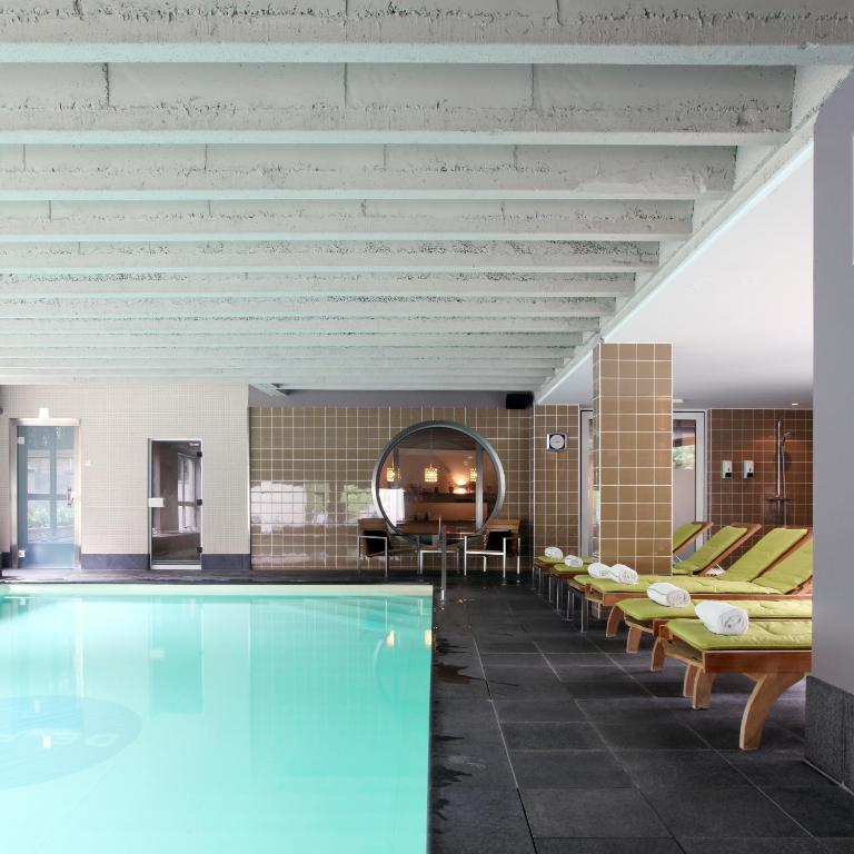 Hotel De Pits, Хасселт, Бельгия