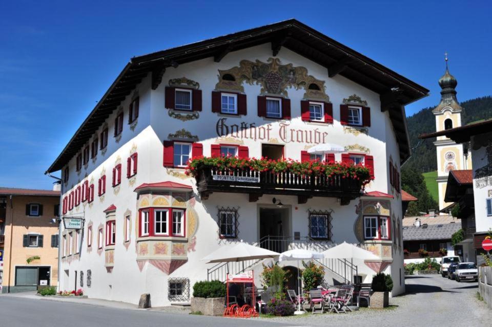 Gasthof Traube, Альпбах, Австрия