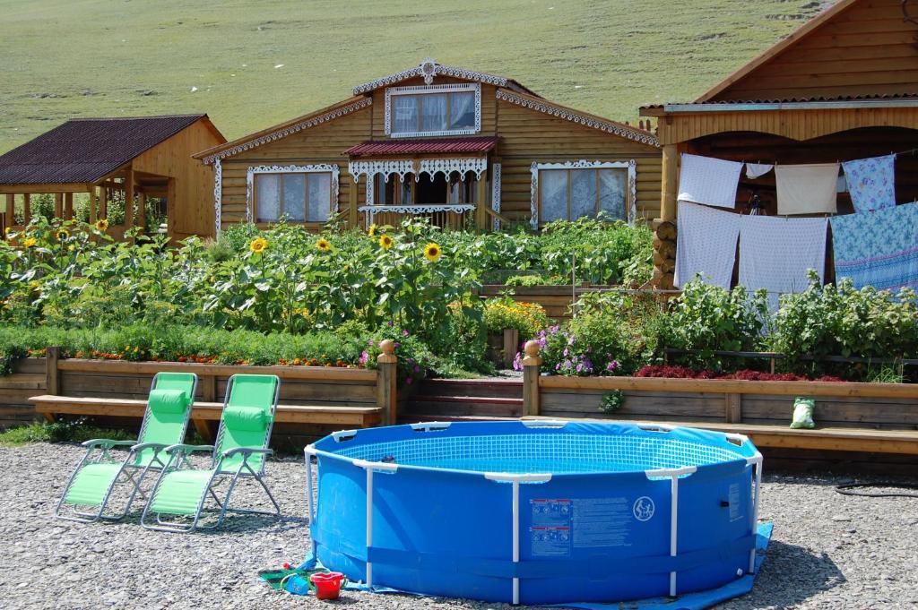 Гостевой дом Байкал, Большое Голоустное
