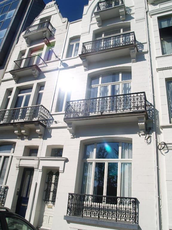 Leopold5 Luxe-Design Apartment, Остенде, Бельгия