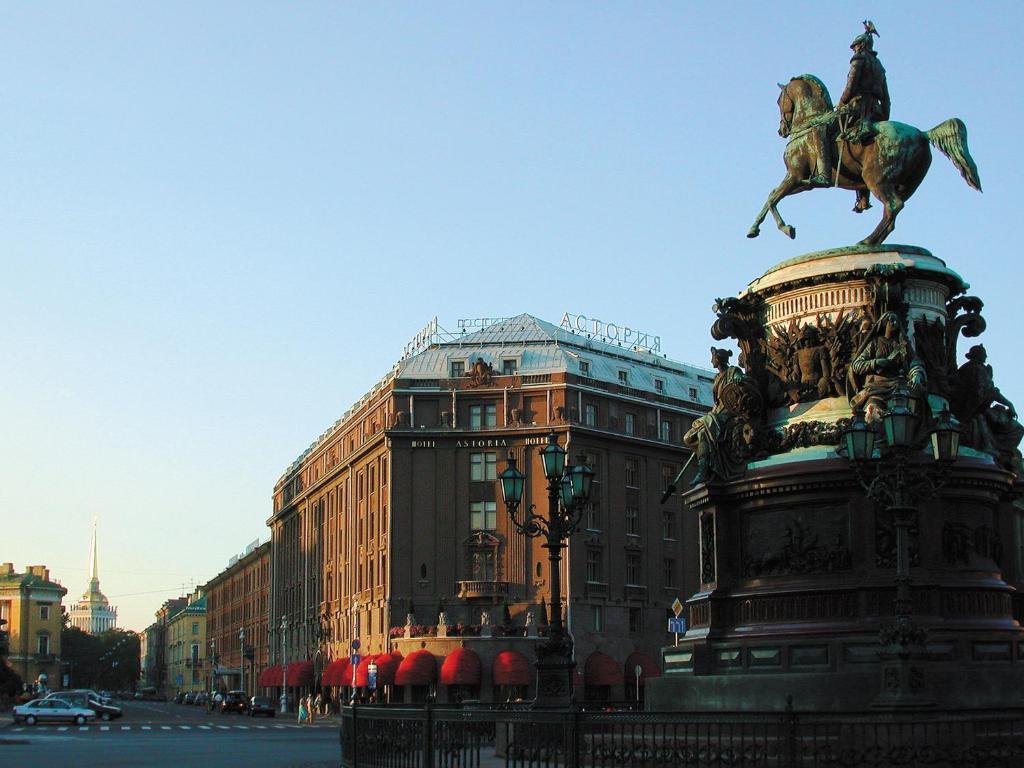 Гостиница Астория Rocco Forte, Санкт-Петербург