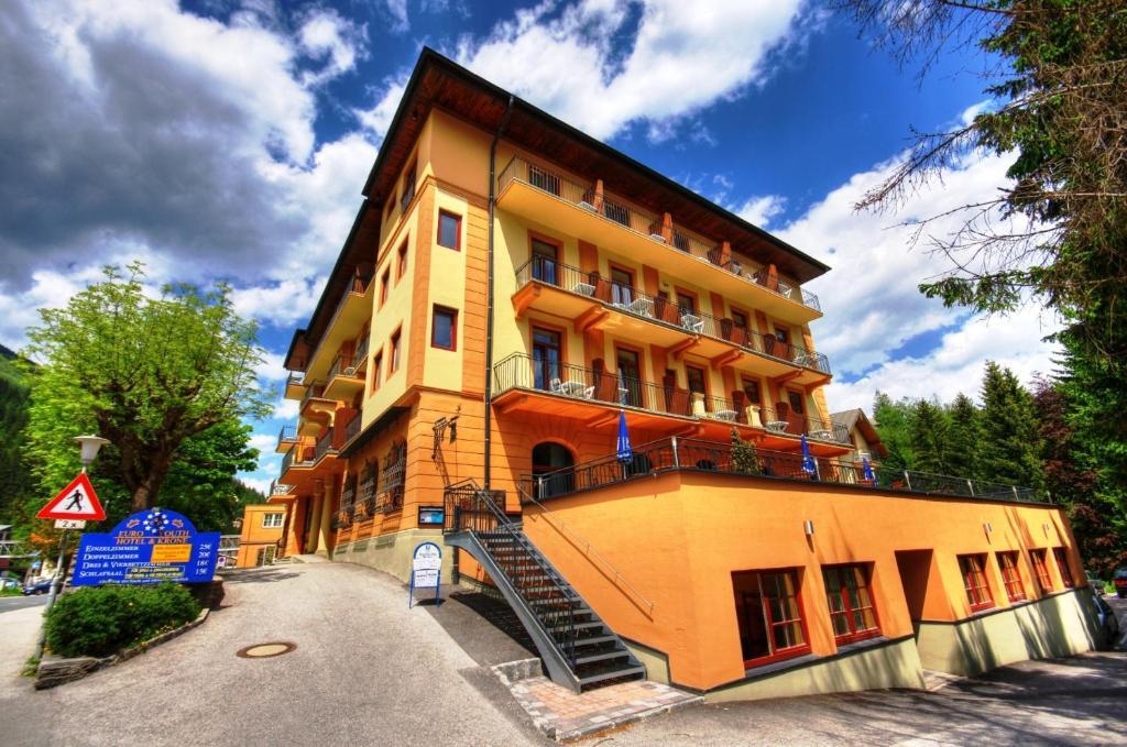 Euro Youth Hotel & Krone, Бад-Гастайн, Австрия