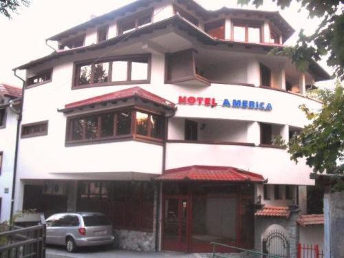 Hotel America, Сараево, Босния и Герцеговина