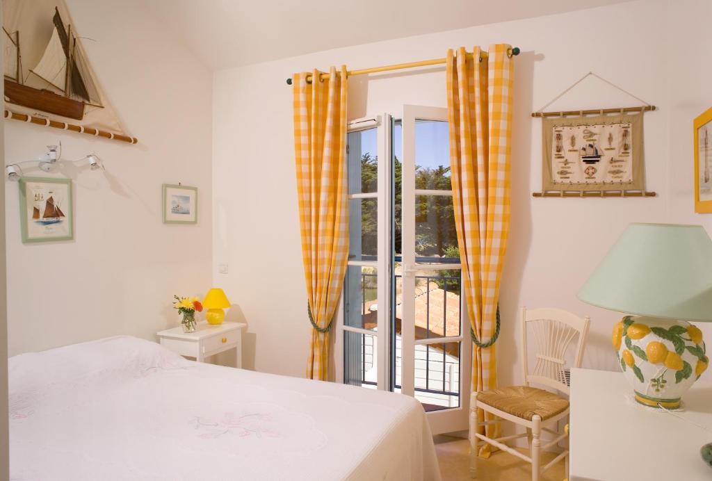 法国 卢瓦尔河大区 vendée 圣让-德蒙 度假屋 公寓式酒店