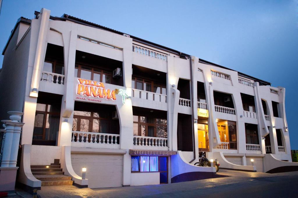 Отель Вилла Панама, Одесса, Украина